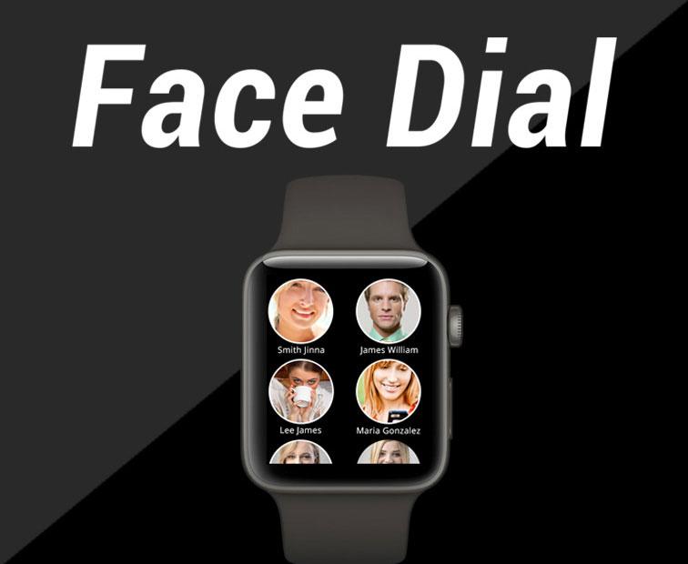 Face Dial
