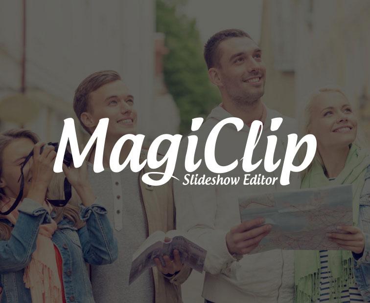אפליקציות לאייפון - MagiClip
